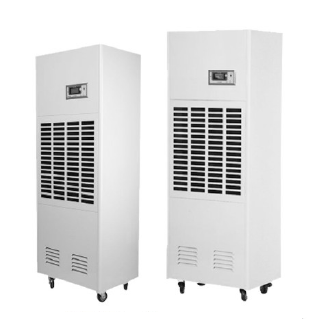Movable dehumidifier