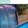 Acrylic Wall waterfalls (ACQB)